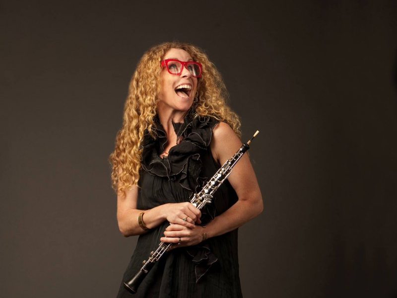 Oboist Keve Wilson is a study on resiliency and staying true to yourself